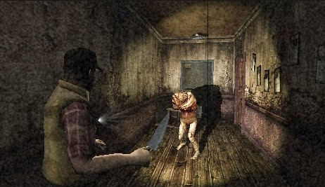 Silent Hill Origins (USA)  PSP / PPSSPP CSO ISO Download