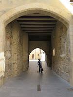 Pasadizo Camino Santiago Tortosa