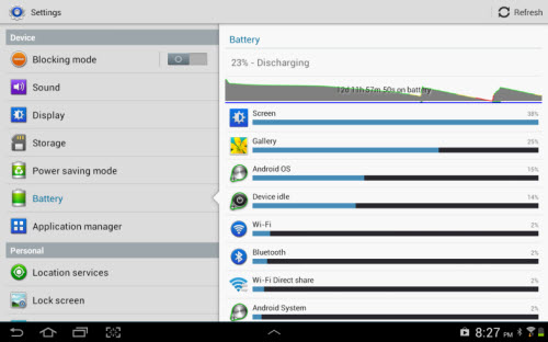 Increase battery Life Samsung Galaxu