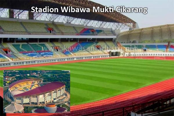 Jadwal Pertandingan Sepakbola Asian Games 2018 di Stadion Wibawa Mukti Cikarang