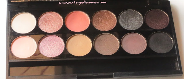 Sleek MakeUp I-Divine Eyeshadow Palettes in India
