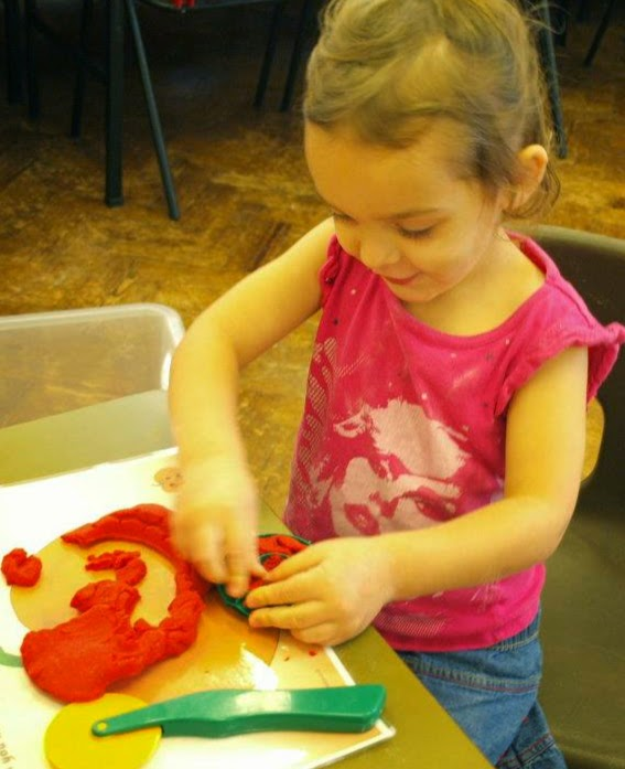 Play Doh Dough Hobbycraft Competition