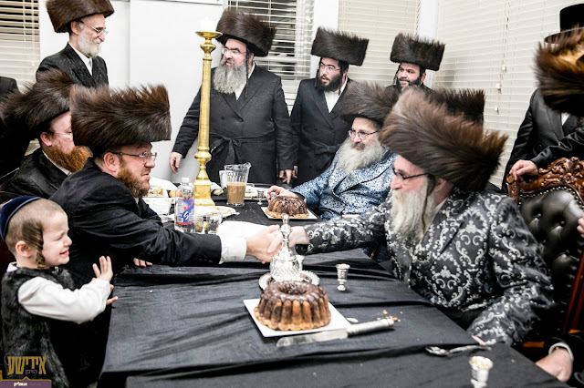 האדמו''ר מתולדות צבי ספינקא וואונטשט פאר הרבני הנגיד ר' אהרן נאה