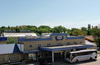 Дружківка. Готельний комплекс «МАН»
