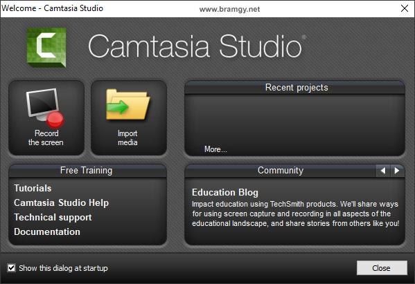 تنزيل برنامج كامتازيا للكمبيوتر أخر اصدار