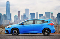 2016 New Ford Focus RS Generation Review side view