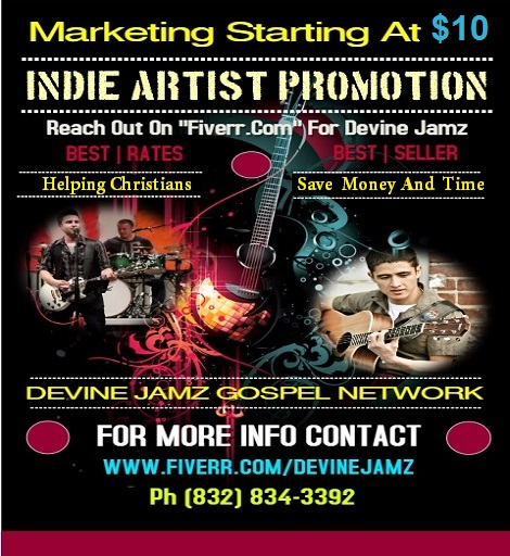 Best Seller Christian Music Marketing