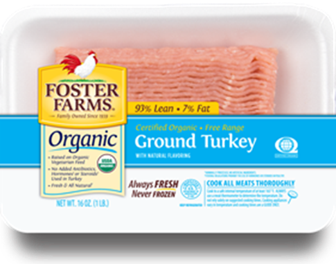 Foster Farms Turkey Breast Nature S Ridge Oven Roasted With Seasoning