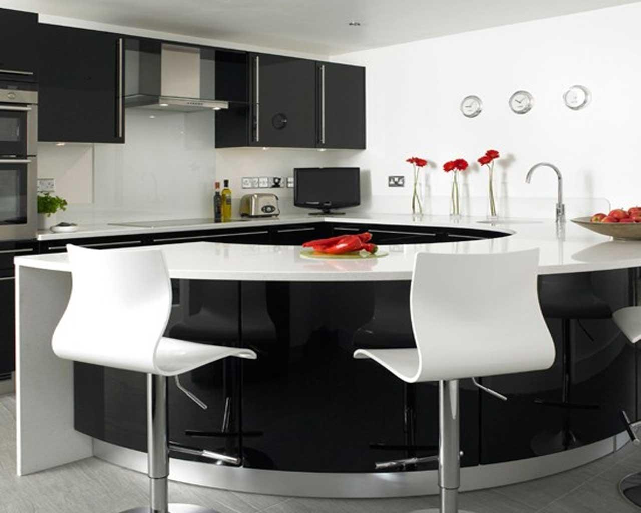Desain Dapur Minimalis Type 36 Terbaru