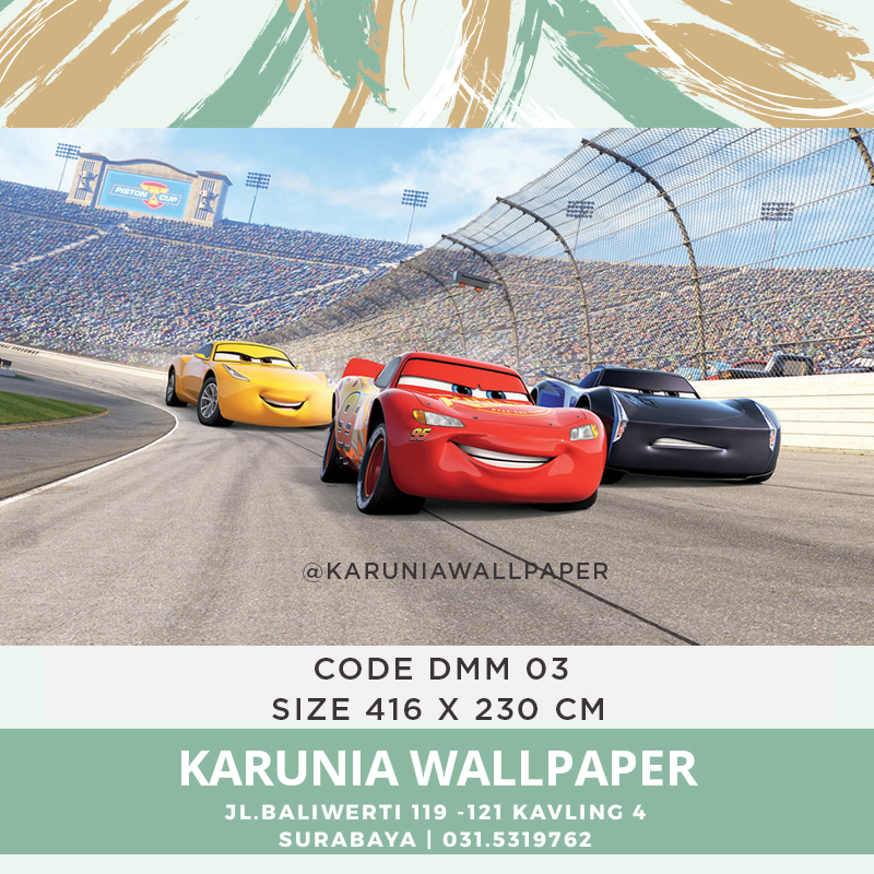 jual wallpaper dinding cars