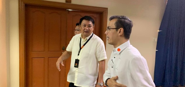 "Mayor Isko Moreno tells senators about the problem of Manila: ""Kaya hindi ako natututulog dahil alam kong to-tolonggesin ako"" | Pinoy Trend"