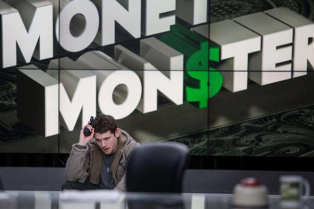 Money Monster, Movie Review. Thriller, Julia Roberts, George Clooney, Judie Foster, Jack O'Donnel, byrawlins,