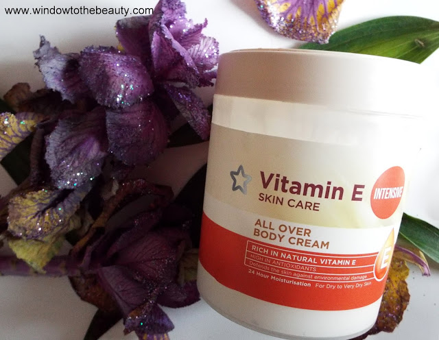 Superdrug Vitamin E Intensive Body Cream