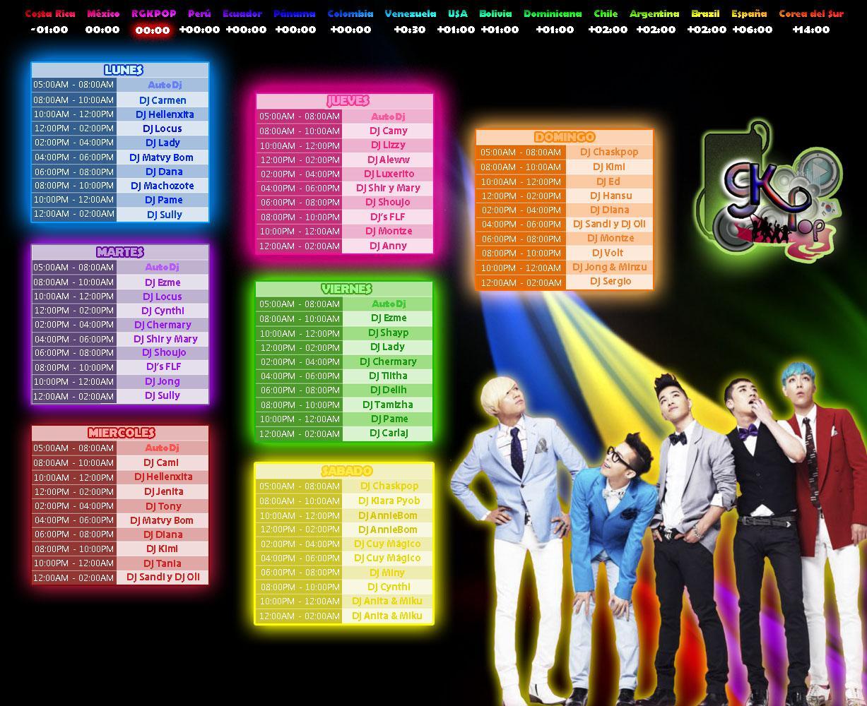 Radio Kpop Online