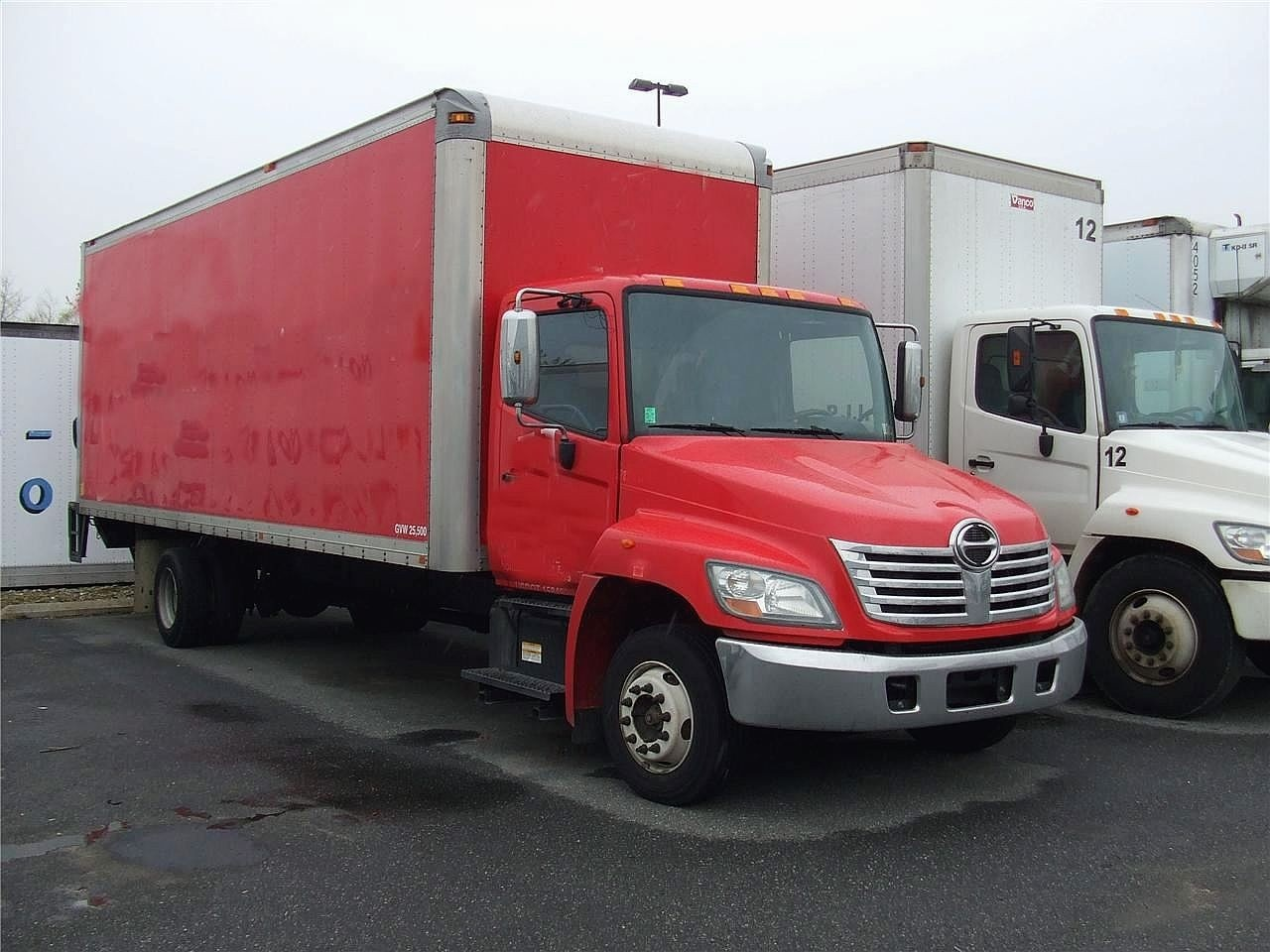 Harbor Truck Bodies Blog Hino Trucks Offers Custom Paint Options Photos