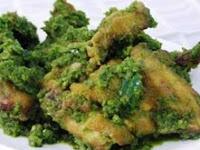 Resep dan Cara Membuat Ayam Bumbu Cabai Hijau Pedas Mantap
