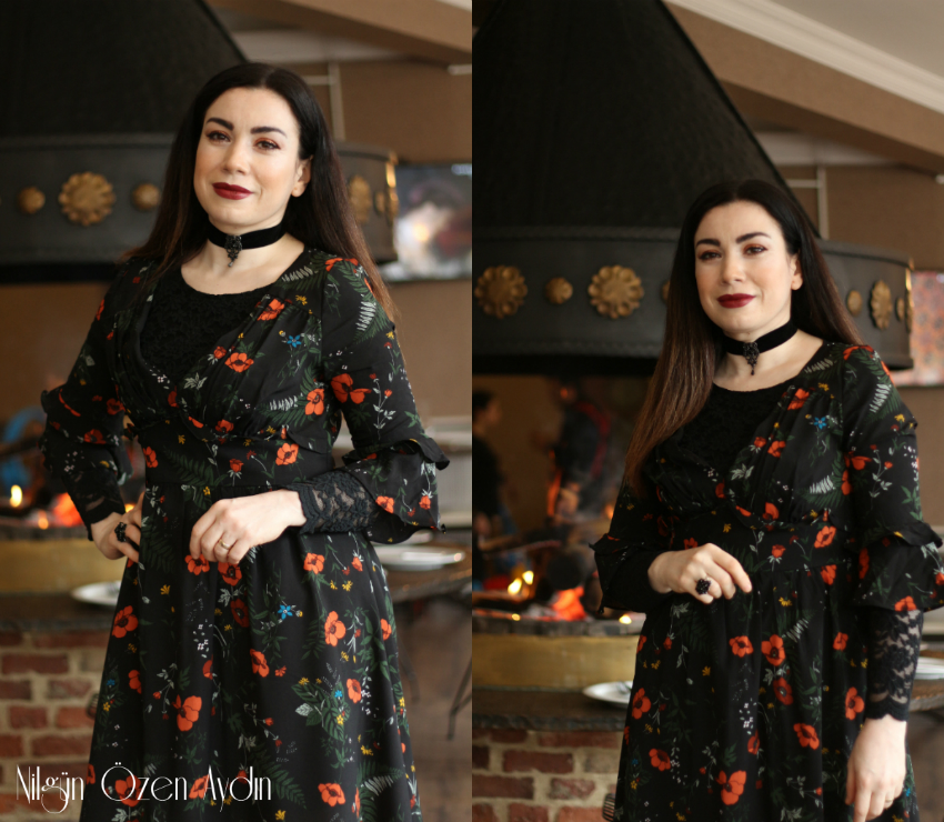 alışveriş-Uzun Çiçekli Elbiseler-fashion blogger-moda blogu-long dresses
