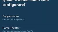 Sentire l'audio della TV (con FireTV) su Amazon Echo
