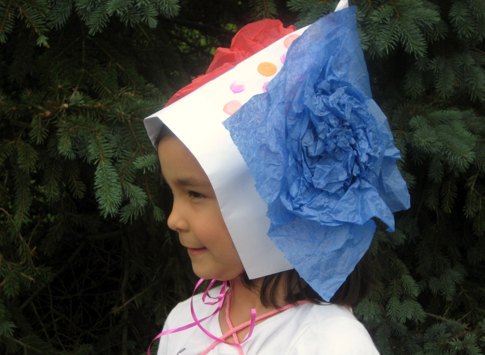 4 Crazy Kings: Korean Paper Hat Craft
