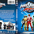 Power Rangers RPM DVD Cover