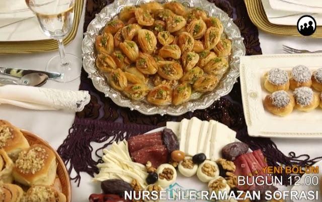 nursel ile ramazan sofrası bursa