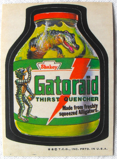 Fourth Cards Vintage July Post