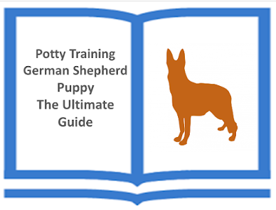 Potty Training German Shepherd Puppy - The Ultimate Guide