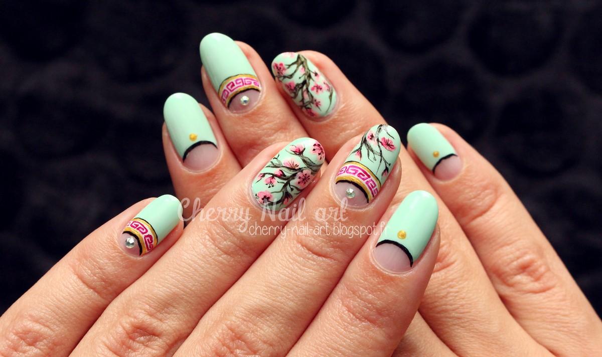 nail-art-arizona-aquarelle-acrylique