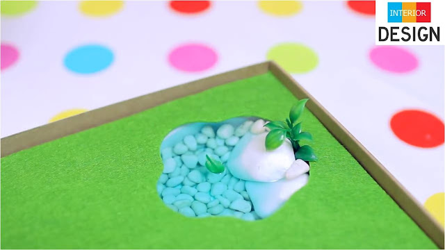 DIY Miniature Golf Zen Garden 42