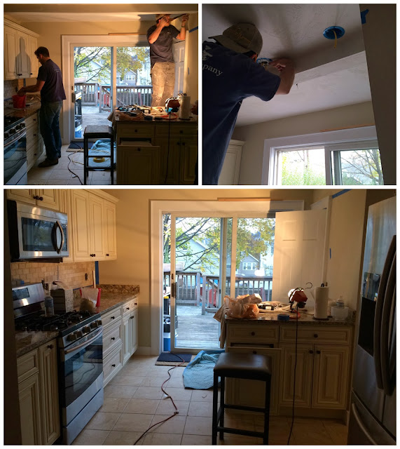Kitchen Updates Before And After: A New Nill: Before And After: Kitchen Updates