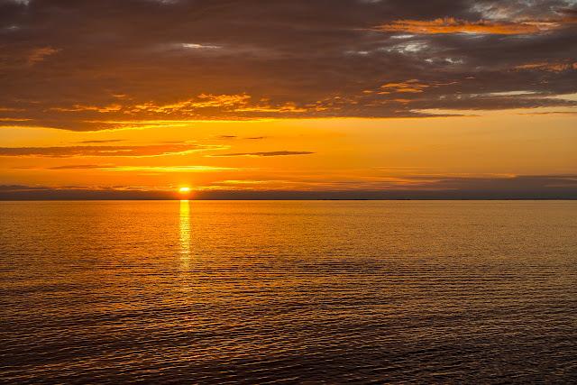 Cesenatico tramonto