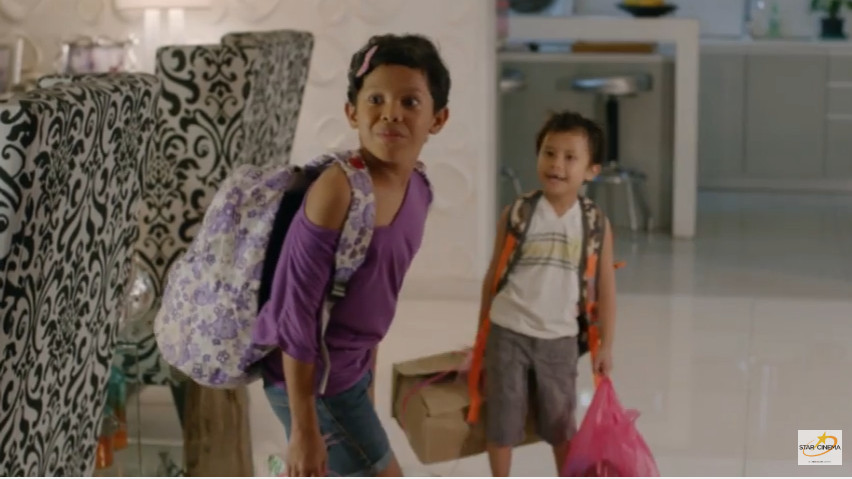 The Super Parental Guardians 2016 Star Cinema comedy film featuring child actors Onyok Pineda and Awra Briguela directed by Bb Joyce Bernal Vice Ganda film 2016