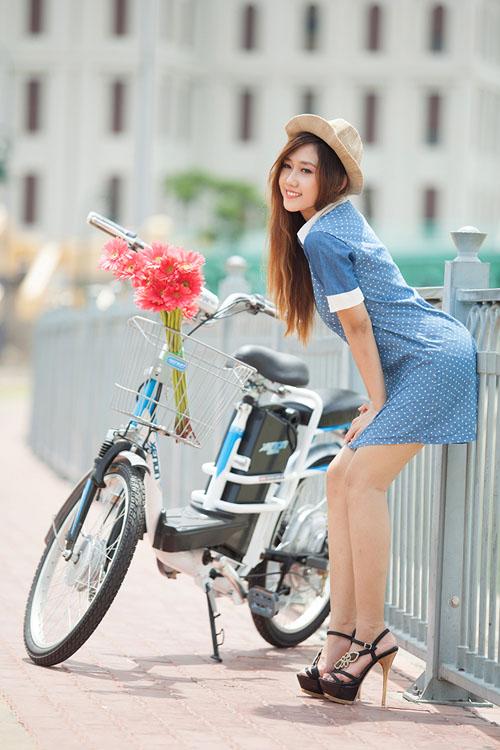 Đi xe đạp điện có bền không