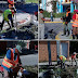 Tavito y Alcaldía municipal  arrecia con operativos de limpieza y desyerbo en sectores y zona céntrica del municipio barahona.