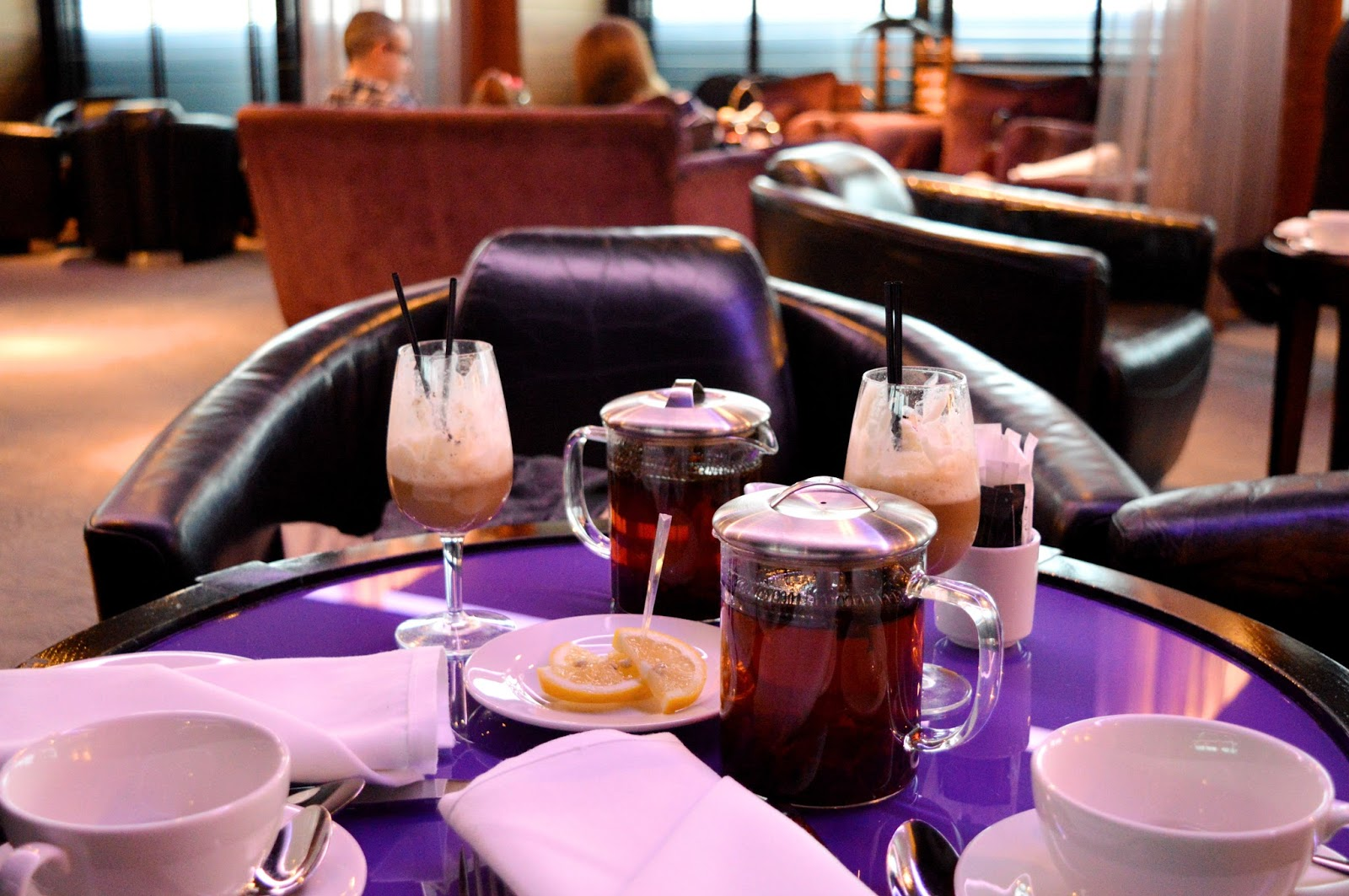 The Aviator Guilty Pleasure Afternoon Tea, Hampshire food blog, food bloggers