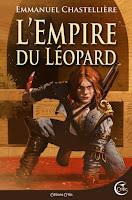 couverture du livre L'empire du léopard de Emmanuel Chastellière