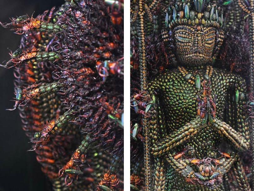 Patung Buddha Kumbang Jepang