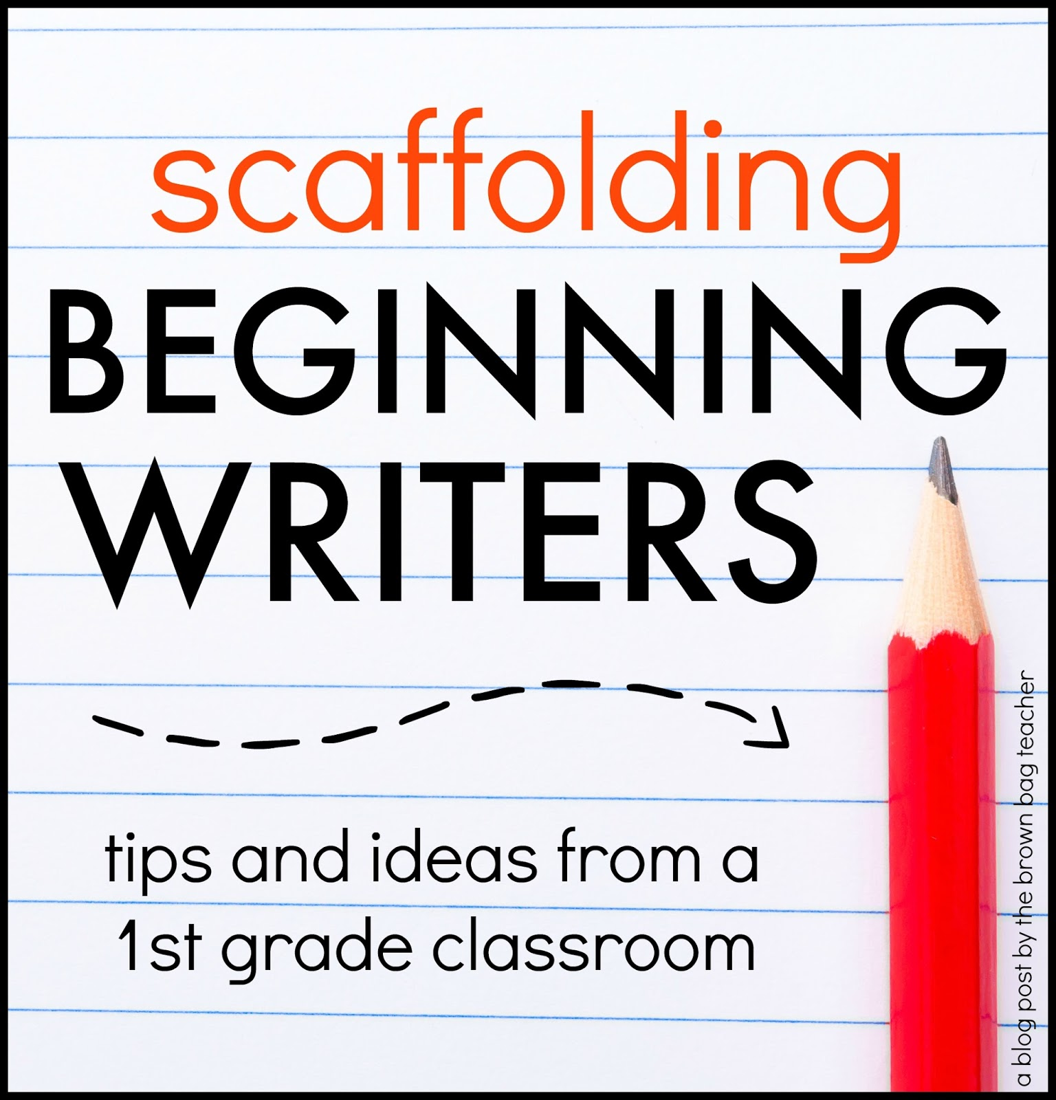 Scaffolded Writing Activity 2nd