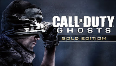 Call of dutty ghost  shooter