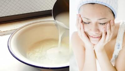 Tắm trắng toàn thân tại nhà bằng nước vo gạo