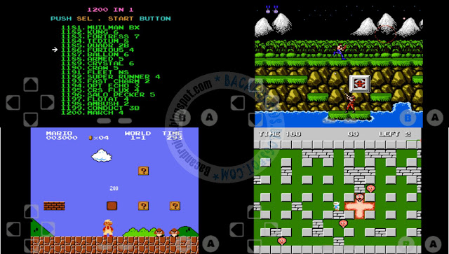 nes 1200 in 1 Apk full Android