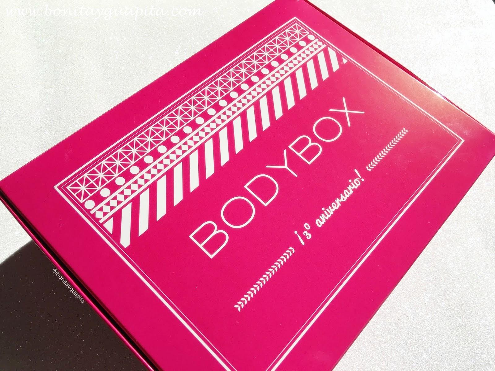 bodybox tercer aniversario