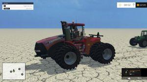 Case IH Steiger 470 USA tractor (version 2)