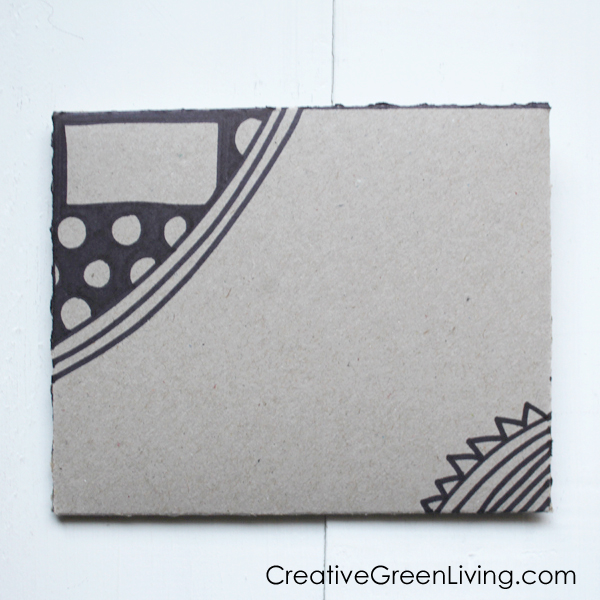 how to make a DIY homemade envelope