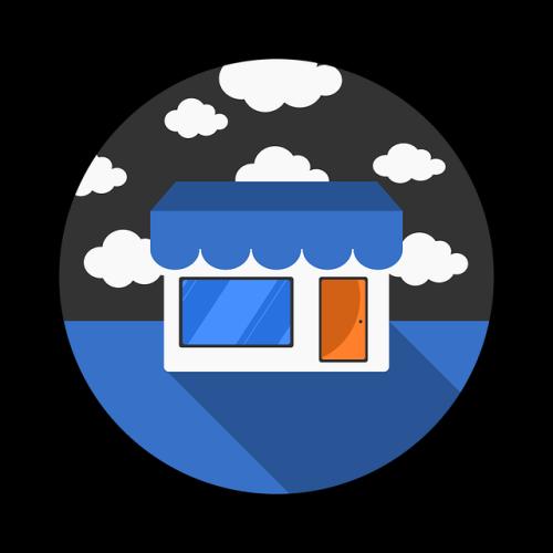usaha online shop tanpa modal