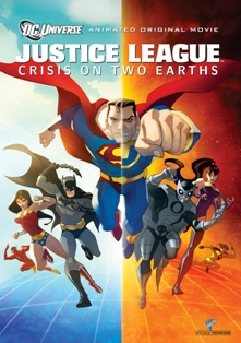 LA LIGUE DES JUSTICIERS CRISIS ON TOW EARTHS VOSTFR