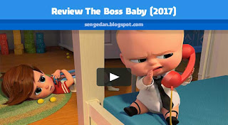 Review The Boss Baby (2017)
