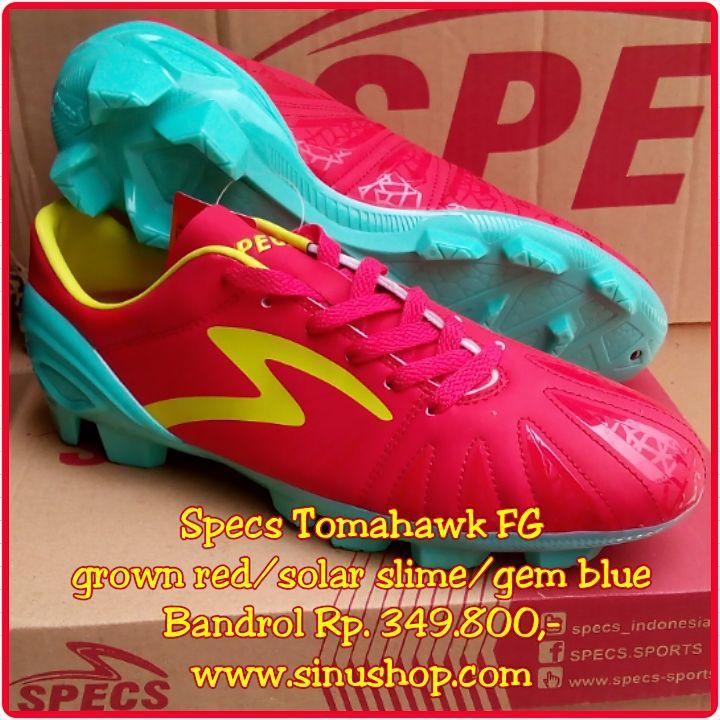 Sepatu Futsal Specs Tomahawk In Black Red - Daftar Harga Terkini dan  Terlengkap Indonesia 4d9f053b7a