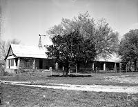 Camp Verde Texas around 1941