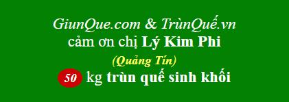 Trùn quế Quảng Tín